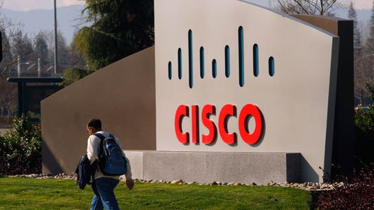 Cisco Beats on Strong Demand for Security Products