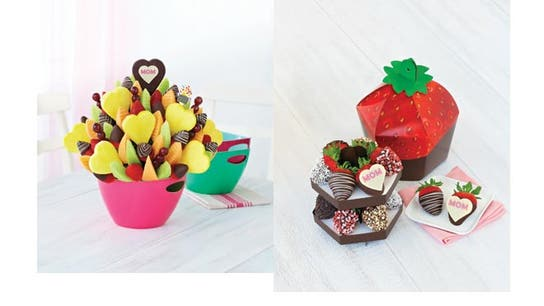 Edible Arrangements Looks to Cash in on Mother's Day