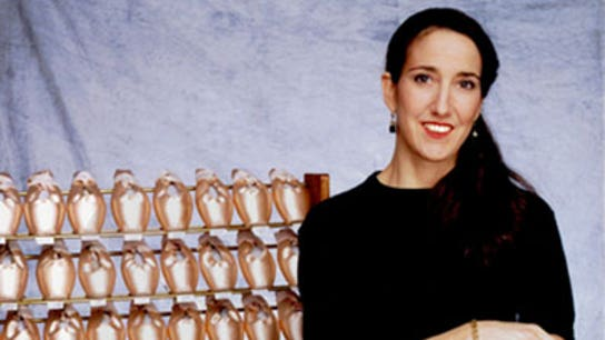 Profile of a Determined Maker of a Ballet Slipper