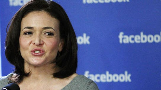 Sheryl Sandberg's 'Lean In' Philosophy Raises Eyebrows – And for Good Reason