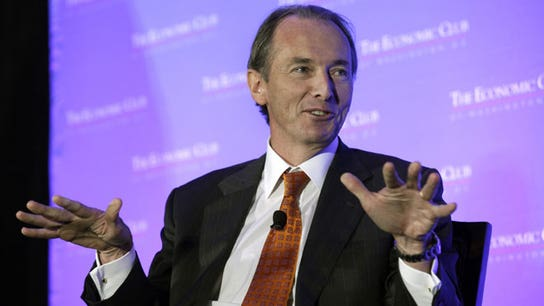 Morgan Stanley's Gorman Remains 'Very Bullish' on U.S. Economy
