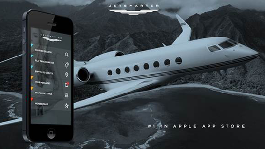 Jet Smarter Aims to be 'Uber' of the Air With New App