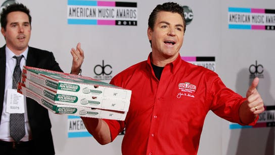 Papa John's CEO: In Business, Failure Is an Option