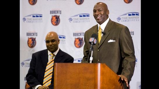 Michael Jordan Becomes First Billionaire NBA Player