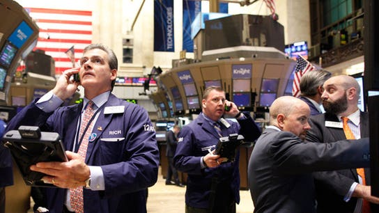 Stocks Get Boost from Fed Rate Hike