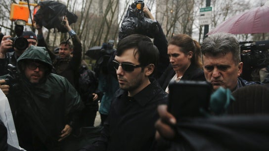 Turing Pharmaceuticals CEO Released on $5M Bond