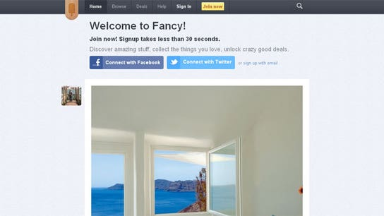 User Curator Site The Fancy Beats Pinterest to Monetization