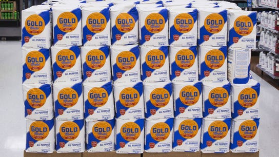 General Mills recalls 5-pound flour bags over salmonella fears