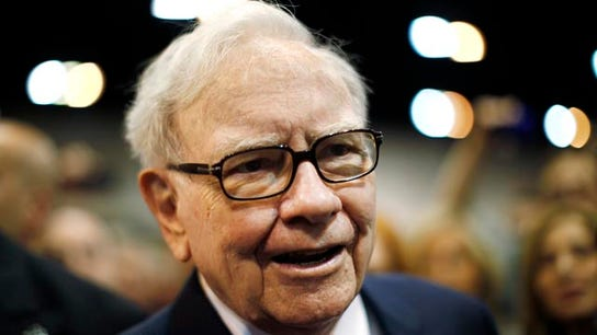 Buffett to FOX Business: 'Watch Out, It's Coming'