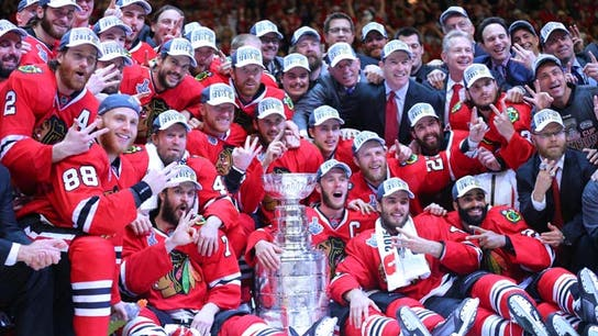 Chicago Blackhawks' Secret Superpower