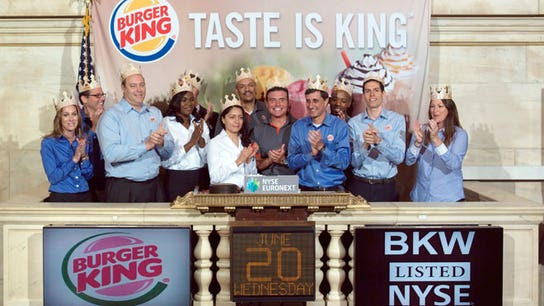 H.J. Heinz Crowns Burger King's Hees as Next CEO