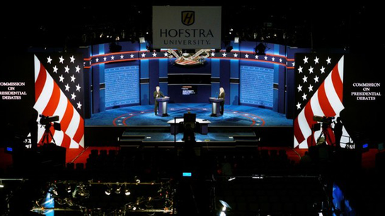 Debates Will Influence a Third of Voters