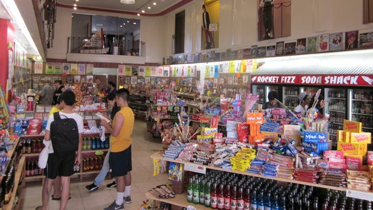 Candy Stores Take On Recession
