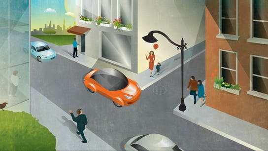 The Skeptical Consumer - How Behavioral Economics Can Influence the Adoption of Self-Driving Cars