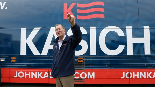 New Ads Target Kasich as Rubio Struggles to Remain Top 'Establishment' Candidate