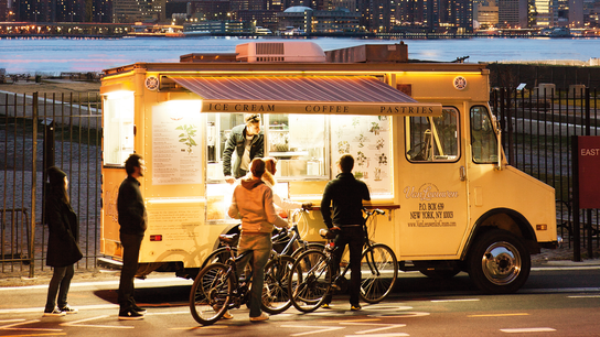 Food Trucks' Rocky Roads to Success