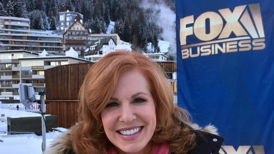 A Behind-the-Scenes Look as the World Arrives in Davos