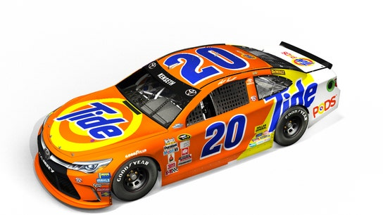Tide Rides in NASCAR Again: Teams with Joe Gibbs Racing