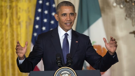 Obama: U.S. Cannot Wall Itself off from Economic Globalization