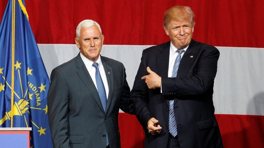 Feeling Pensive: Who is Trump's VP Mike Pence?