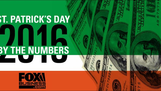 Buck of the Irish: St. Patrick's Day by the Numbers