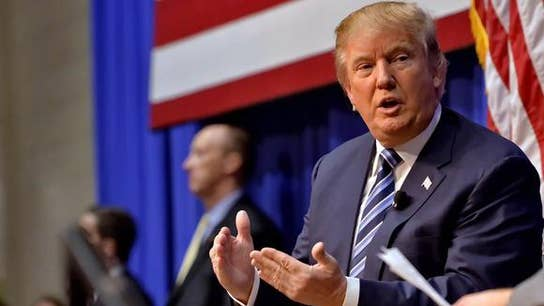 Some Trump Charities Waiting on Funds