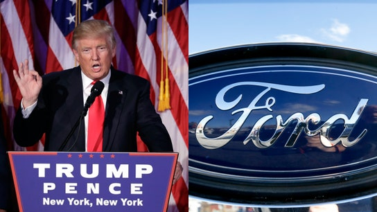 Will Trump Shake Up the Auto Industry?