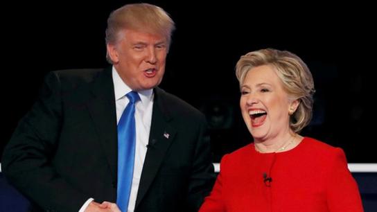 Emerging Market ETFs Win Clinton, Trump Debate