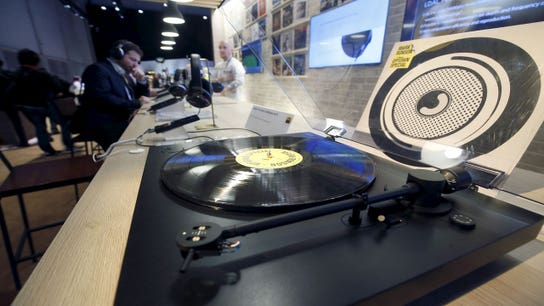 Wax On: Vinyl's Biggest Year Since 1988