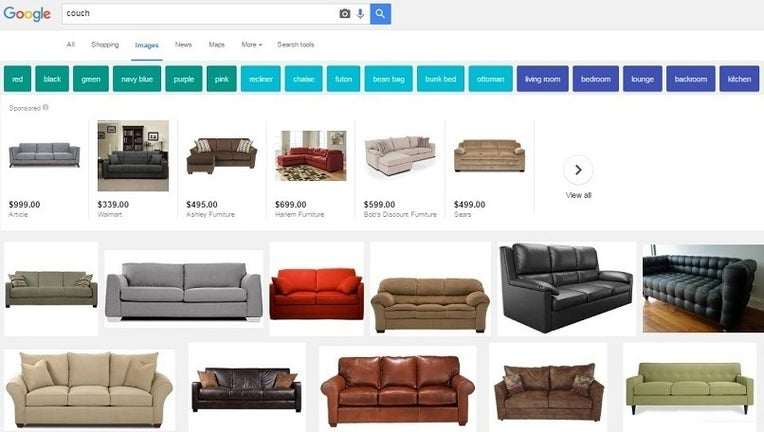 Ads Coming to Google Image Search