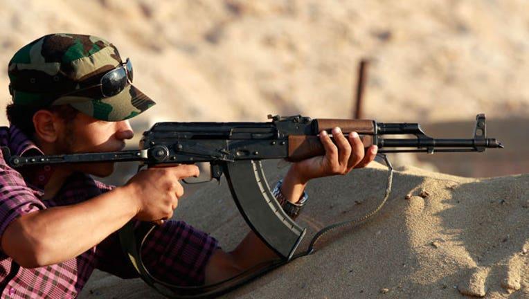 Gun Buyers Scoop Up AK-47 Rifles After New Sanctions | Fox