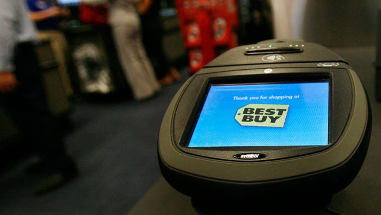 Best buy forecasts profit miss cfo to step down fox business best buy forecast reheart Choice Image