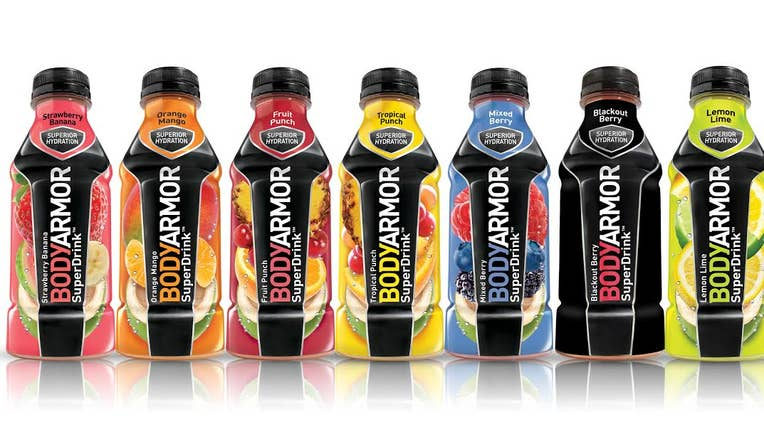 Inside BodyArmor's Plan To Catch Gatorade In Sports Drink