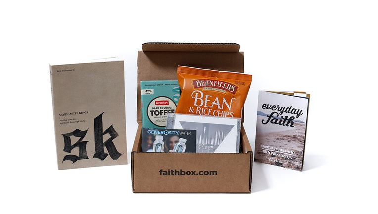 Faithbox Aims to Spread Spirituality, Help Fight Child Hunger