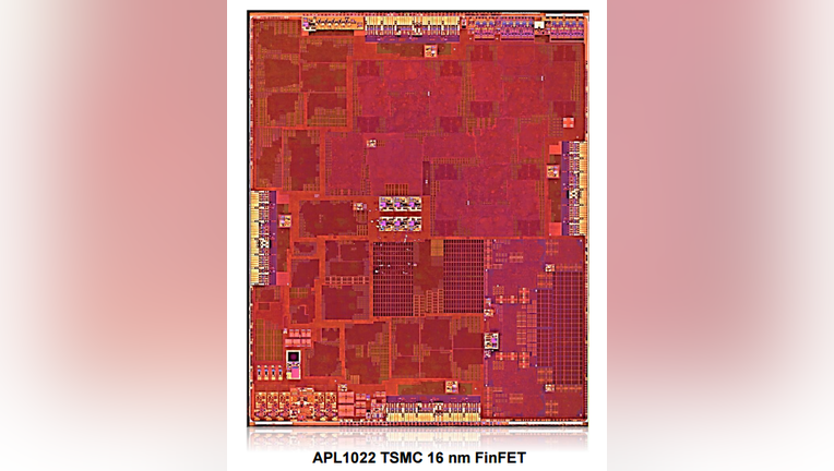 What We Just Learned About the Apple Inc. A10 Chip
