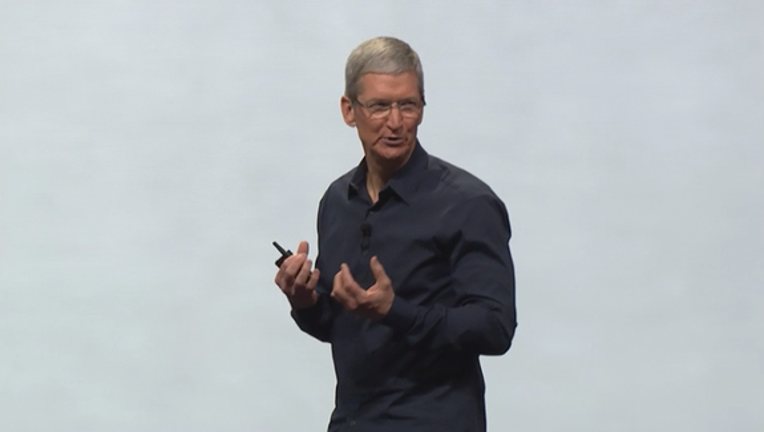 Apple Cuts CEO Tim Cook's Pay, Citing Performance