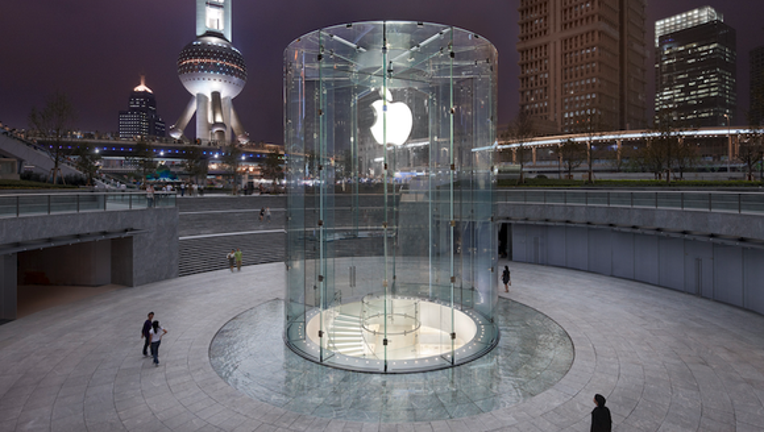 Apple Inc. Is the World's Most Admired Company
