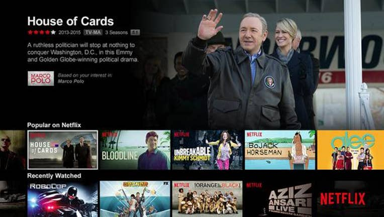 Is There Too Much TV? Netflix Doesn't Think So
