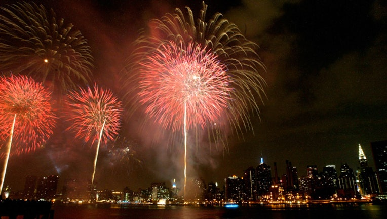 The Explosive Costs of Big Fireworks Displays | Fox Business
