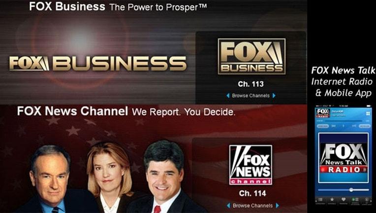 FOX Business Goes Live on Sirius XM | Fox Business