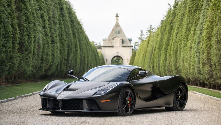 Have $4.5M to Spare? Ferrari's Most Exclusive Car Up for Auction