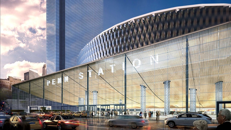 Host of Factors Threaten to Derail Plans for a New Penn Station