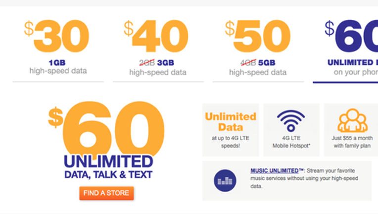 AT&T's Cricket Brand Is Going After T-Mobile's Unlimited