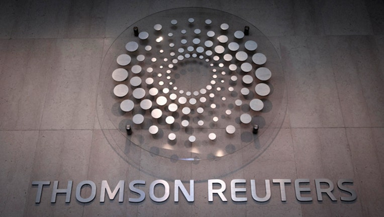 Thomson Reuters Books Revenue Increase on Legal and Tax and