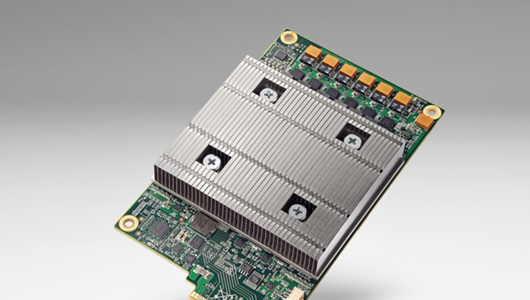 Google's AI Chip Could Be a Threat to NVIDIA