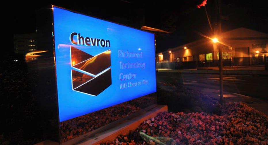 Chevron, Chevron Oil