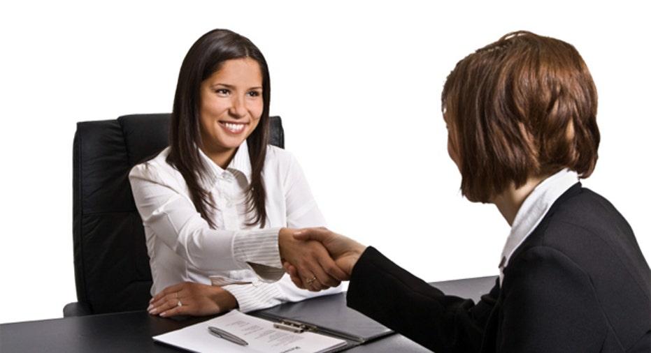 Business Meeting Job Interview FBN
