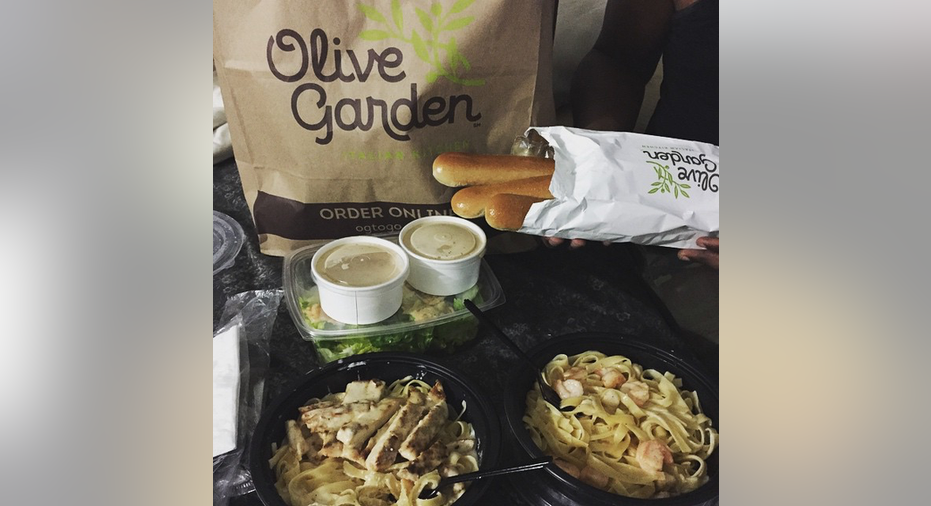 Is Home Delivery What Completes Olive Garden S Turnaround For Darden Restaurants Inc Fox Business