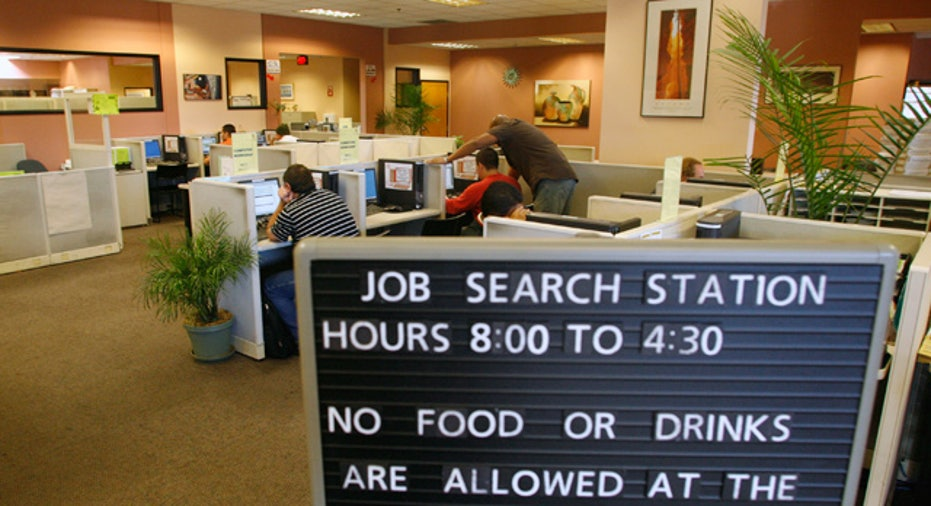 Job Search Station