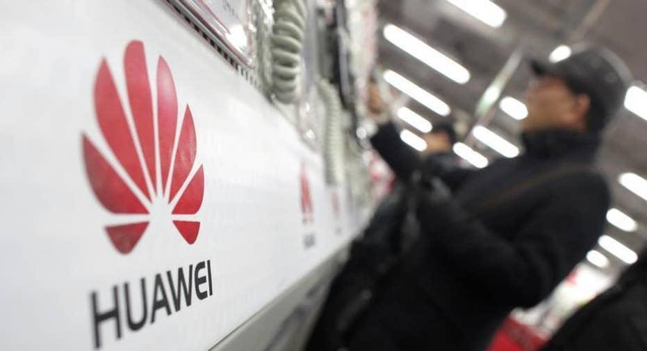 HUAWEI-CFO/